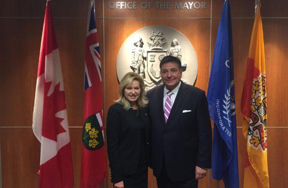 Mayor Crombie_Minister Sousa