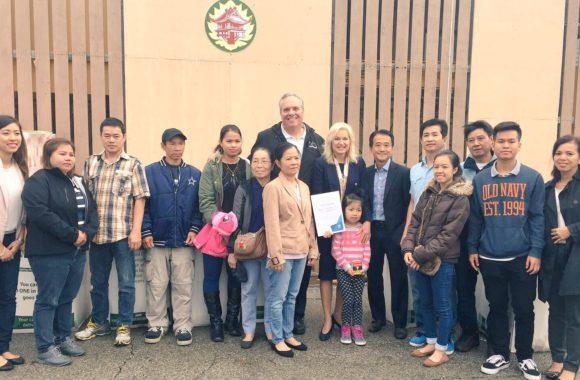 Vietnamese Community Donation