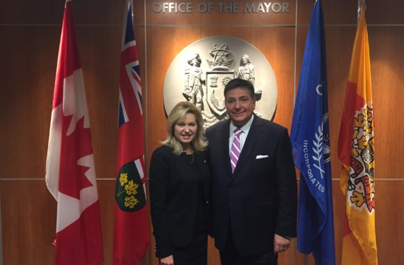 Mayor Crombie_Minister Sousa